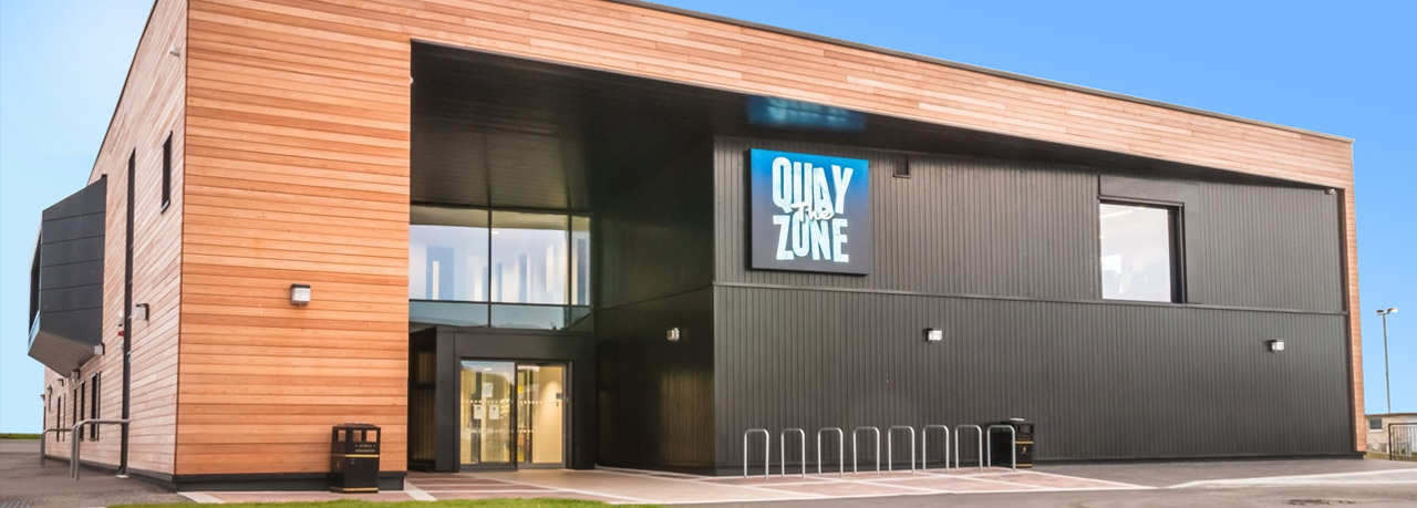 The Quay Zone Girvan