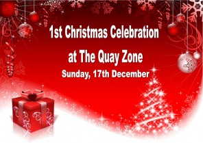 1st Christmas Fun Day Celebration @ TQZ