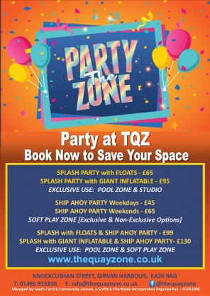 Party @ The Quay Zone